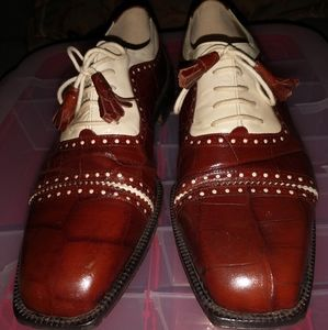 Stacy Adams Wingford Oxfords